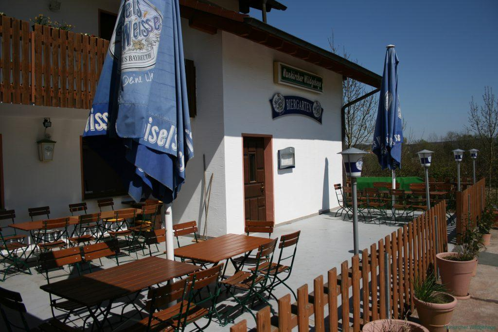 Gasthaus - Terasse