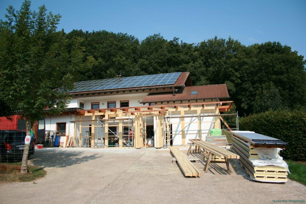 Gasthaus - Erweiterung 2020